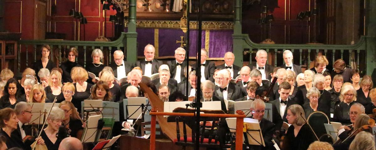 Chiswick Choir Spring Concert